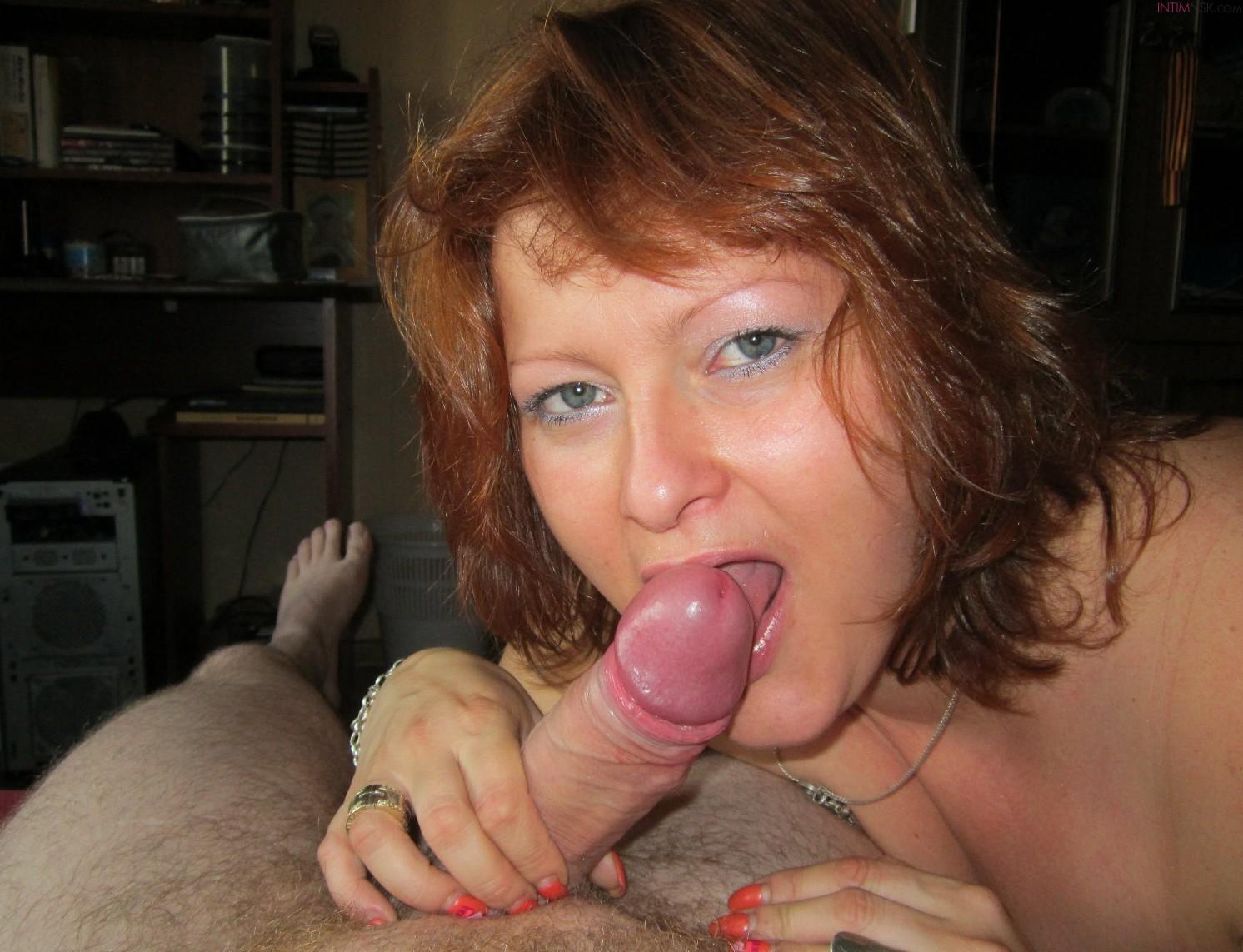 женщины зрелые сосут хуй фото - 3